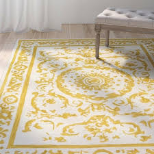 lovely mustard yellow area rug hand tufted mustard cream area rug mustard yellow and gray area