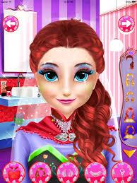 princess wedding preparation salon bride salon spa makeover pro make up princess
