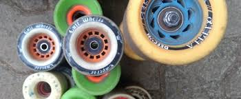 Longboard Wheel Size Chart Guide To Longboard Wheels For Beginners Downhill254