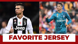 Cristiano ronaldo scored yet another brace for juventus sunday to take his tally for the club to 50 goals. Juventus Vs Real Madrid Your Favorite Jersey Of Cristiano Ronaldo Iwmbuzz
