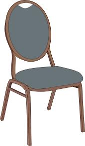 dining chair clipart. chair clip art dining clipart r