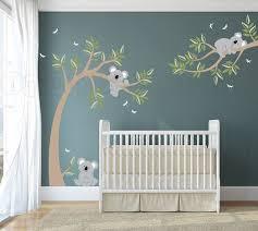 woodland nursery wall decals on bear wall art nursery with woodland nursery wall decals nursery wall decals design