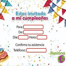 Invitaciones Ilusiona Equinoccio