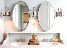 beveled bathroom vanity mirrors. Beveled Bath Mirror Tilting Vanity Oval Tilt Bathroom Mirrors For Magnificent