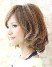 大人かわいい耳かけ小顔ボブディwa 233 ヘアカタログ髪型ヘア