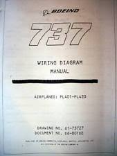 boeing manual 3 boeing 737 airframe wiring diagram manuals for serials pl 401 to pl 420