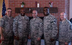 Warren celebrates chief selects > F.E. Warren Air Force Base > News