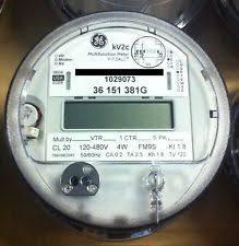 ge kv2c wiring diagram car wiring diagrams explained \u2022 208 Volt Meter Base ge kv watthour kilowatt hour meter cl 200 120 480v 3w fm2s kt 7 2 ebay rh ebay com ge refrigerator wiring schematic ge kv2c form 48a wiring diagram