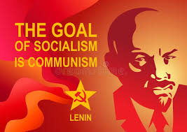 Image result for the goal of socialism is communism
