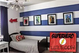 Superhero Boys Room A Little Of This A Little Of That Boys Superhero Room Tour