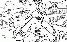 Small Picture Charlottes Web Coloring Pages download free printable coloring pages