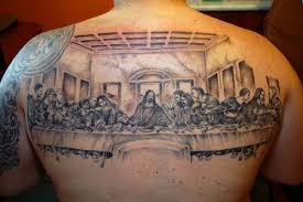 идеи для вашей следующей христианской татуировки