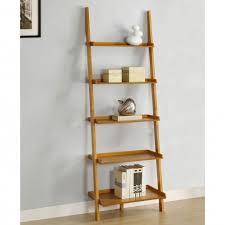 Bookshelf, Stunning Innovation Leaning Ladder 5 Shelf Bookcase Espresso Ikea  Leaning Bookcase Ikea: stunning