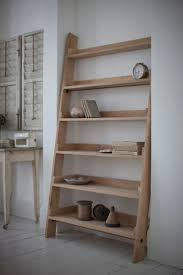 Wonderful Vintage Ladder Bookshelf Pics Design Ideas