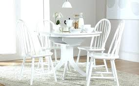white round table white round kitchen table set white round table and chairs fancy white round