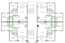 apartment building plans design new image result for apartment floor plans two bedroom units