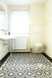 Patterned Bathroom Floor Tiles Extraordinary Patterned Bathroom Floor Tiles Bold Patterned Tile Floors With Punch
