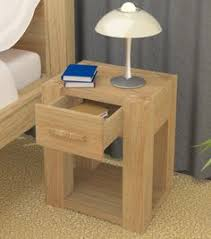 atlas chunky oak hidden home. the wooden furniture storeu0027s atlas oak one drawer bedside cabinet would look simply stunning in a chunky hidden home