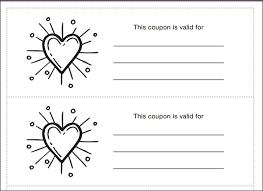 Coupon Format Template 40 Printable Coupon Design Templates Psd Ai Word Publisher