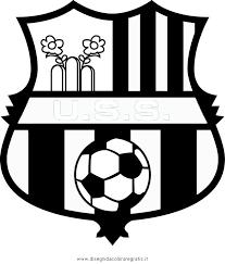 Disegno Sassuolo Calcio Categoria Sport Da Colorare