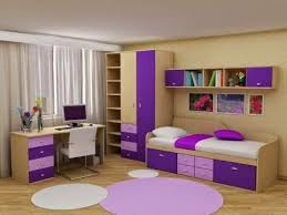Room furniture for girls Brown Simple Girls Room Furniture With Storage In Purple Color Modern Home Design This Is 15 Beautiful Little Girls Room Ideas Furniture And Designs