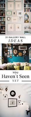 home office dark blue gallery wall. A Million And One Ways To Hang Gallery Wall Home Office Dark Blue R