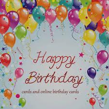 E Birthday Card Ebirthday Card Under Fontanacountryinn Com