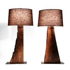hudson furniture lighting. hudson furniture table lamp contemporary linen walnut bee lighting