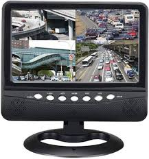 Eye Vision Portable <b>Mini</b> LCD LED TV With USB Multimedia 7.5 inch ...