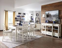 by trisha yearwood home collection by klaussner cal dining room group