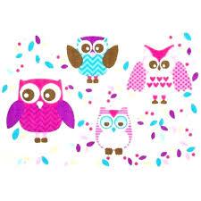 owl area rug for nursery