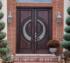 exterior double doors mahogany contemporary beveled glass tiffany 8 0 and
