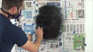 Stenciling Spray Paint Spray Paint A Banksy Stencil Ideal Stencils Blog