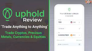 The technology behind bitcoin has the simply put, your bitcoin address can be used by anybody to send you bitcoins. Uphold Review Tutorial 2021 Trade Buy Cryptos Metals Equities