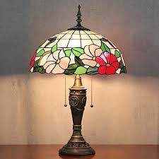 nature inspired lighting. Plain Lighting Table Lamp 2 Light NatureInspired Resin Glass Painting On Nature Inspired Lighting