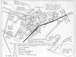 the mount weather emergency operations center, bluemont, va Att Home Base Plans site plan, east side, annotated at&t home base plans