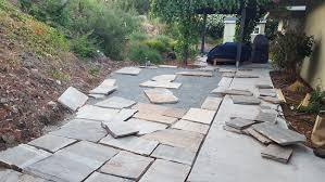 flagstone patio cost. Exellent Patio Flagstone Patio With Also Stone Tiles Slate Cost  Flagstone For Throughout Patio Cost A