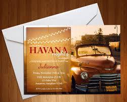 Cuban Party Decorations Cuban Party Etsy
