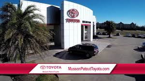 Musson Patout Toyota, Scion - New Iberia, LA - (337) 365-3411 - 06 ...