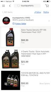 Help: Toyota WS ATF or Maxlife ATF - Page 2 - Toyota 4Runner Forum ...