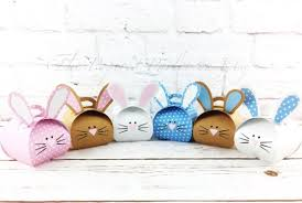 Thank You Easter Easter Party Box Easter Party Bags Easter Bunny Thank You Bags Easter Party Bag Easter Goody Bag Easter Bunny Goody Bag Easter Bag Easter