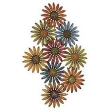classy flower metal wall art decor by exclusive decor 99 on flower metal wall art decor with 136 best anything made of metal and iron images on pinterest