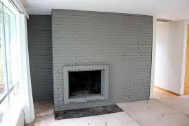 fireplace paint ideasperfect paint fireplace on painted brick fireplace paint fireplace
