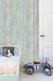 Behang Hout Kinderkamer Wallpaper Wood Childrens Room Collection