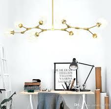 lindsey adelman diy chandelier new globe branching bubble chandelier glass chandelier suspension hanging pendant light glass