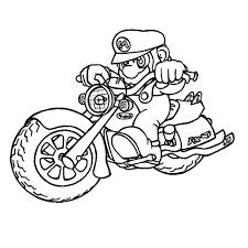 Mario Kleurplaten Printen Beste Van Super Mario Bros Kleurplaten
