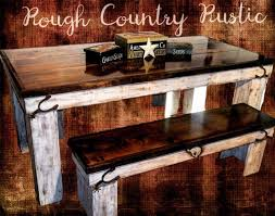 Rough Country Rustic Furniture HOME