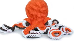 Octopus Crochet Pattern Simple Crochet Octavia The Octopus The Crochet Crowd
