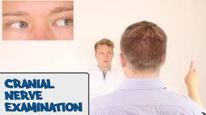 Cranial Nerve Examination Osce Guide Geeky Medics