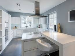 Modern Kitchen In Old House Kitchen Cabinets White Cabinets And Wood Floor Kitchens Old House